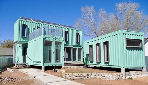 5 reasons to go for storage container homes for What goes into building a house
