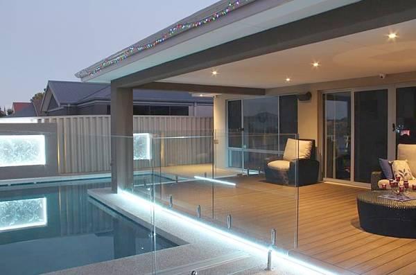 backyard deck design bungalow