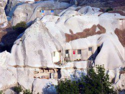 What Is the Concept of the Cave House?
