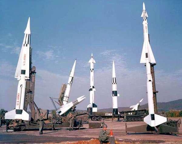 Nike Missile Base
