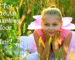 ideas to create an outdoor fairy garden