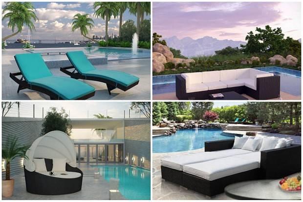 Pool Designs Furniture Granite History