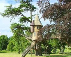 Tree House Designs For Kids
