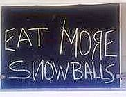 The Woodstock Snowball Stand