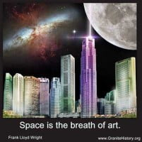Inspiring Photos And Architecture Quotes